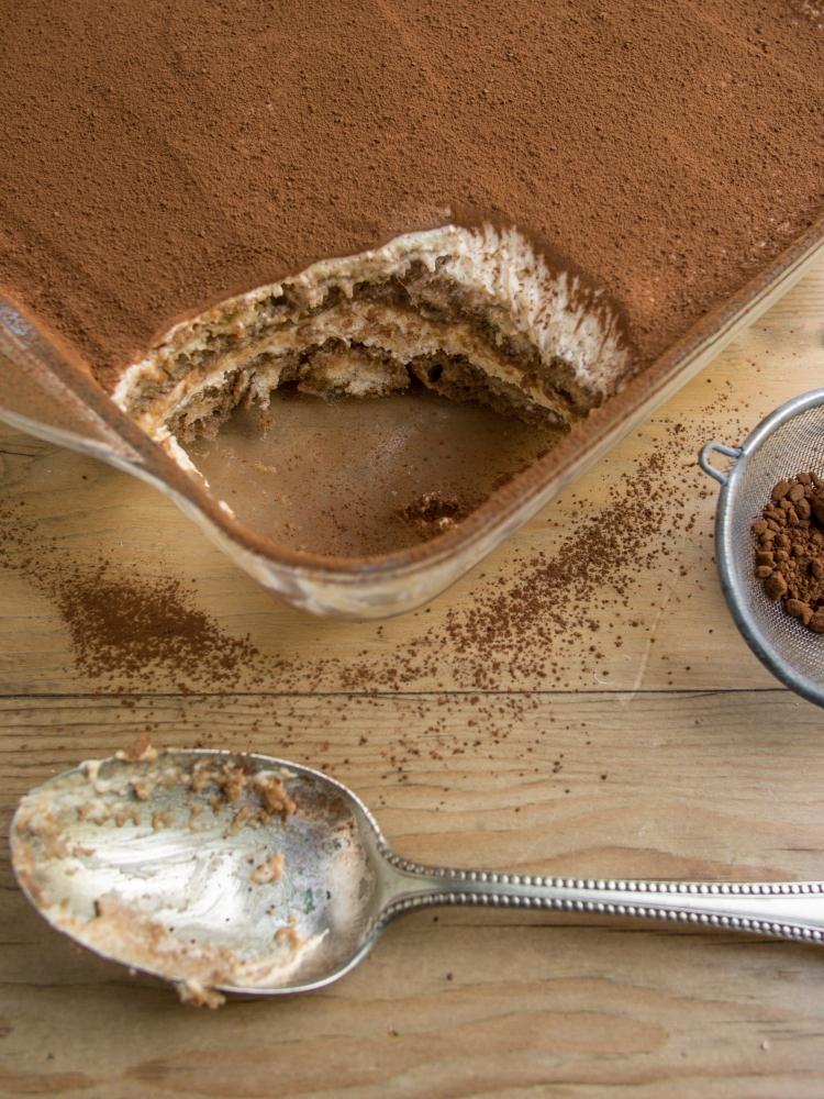 Baileys Irish Cream Tiramisu Nigella