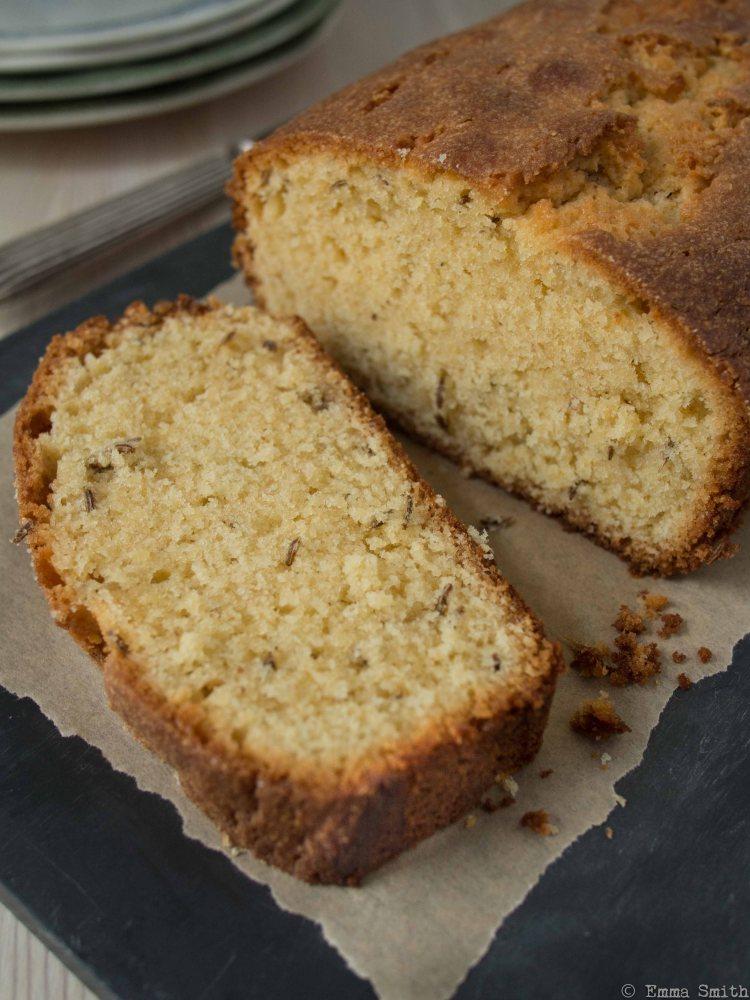 Nigella Caraway Seed Cake