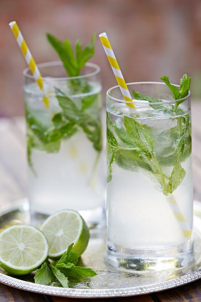 Mojito cocktail havana club