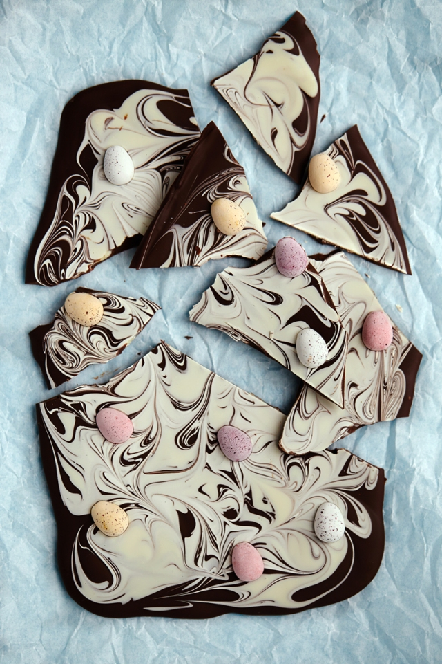 Chocolate Mini Egg Slab