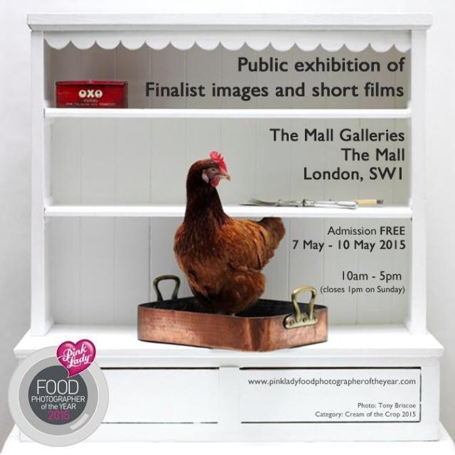 Food Photo Awards Exhibition