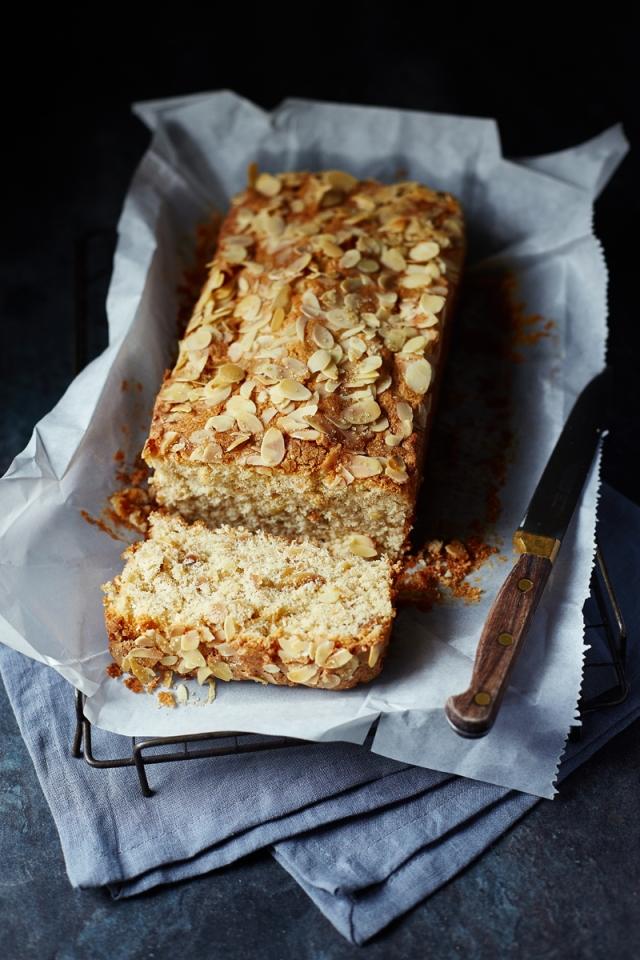 Dan Lepard Almond Madeira Cake