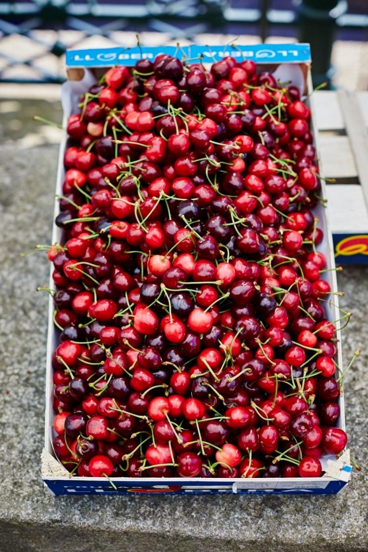 Mercado de Abastos Santiago De Compostela Galicia Spain