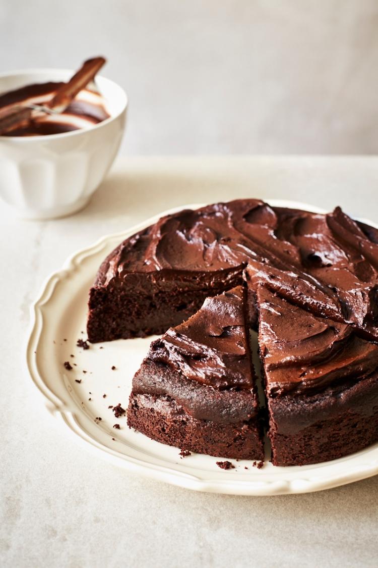 quinoa chocolate cake gluten free